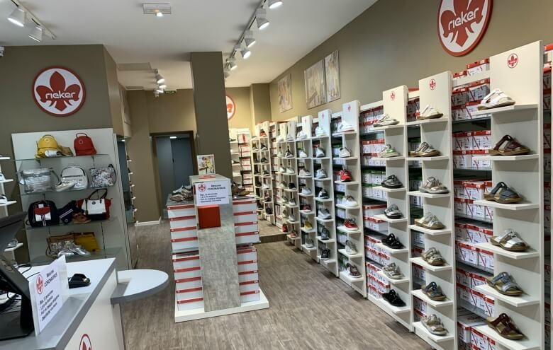 ouvert depuis le 15 mai 2020 voici une photo du nouveau magasin rieker à lyon