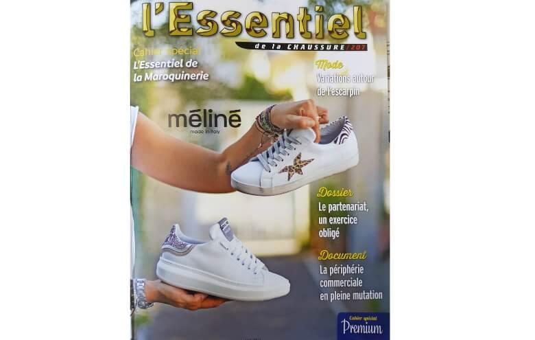 Magazine l'Essentiel de la chaussure N°207 septembre