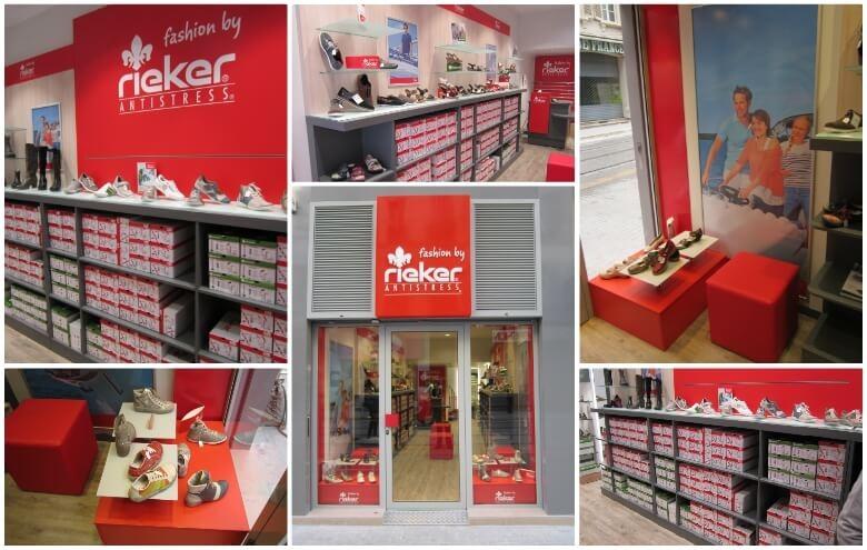 Photos magasin RIEKER de MARSEILLE